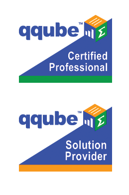 Certified QQube™ Solution Provider